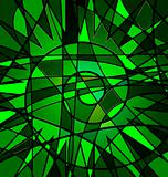 green background variation