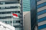Flag of the Republic of Singapore