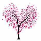 Valentine tree