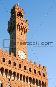 Palazzo Vecchio Clock Tower