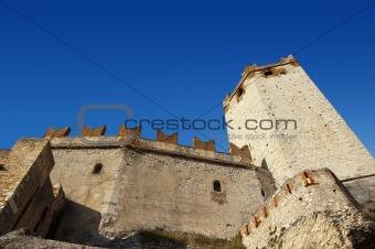 Castle of Malcesine - Garda Lake - Italy