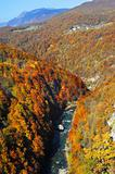 Tara River Gorge