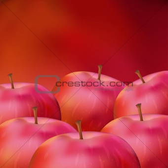 Apple, background