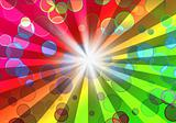 colorful night party background - similar images available