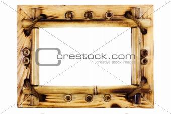 beatiful vintage bamboo frame