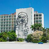 Ministry of the Interior, Plaza de la Revolución, Havana, Cuba