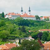 Strahov Monastery, Prague, Czech Republic