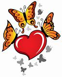 Heart theme image 6