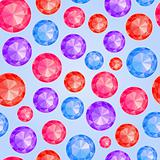 Gem Seamless Pattern
