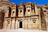 Monastery  of Petra