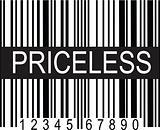 upc Code Priceless