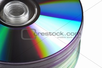 CD / DVD Stack