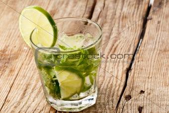 Green mohito
