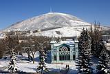 View on mountain Mashuk.