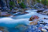 Sheep River rapids