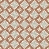 vector seamless brown geometric pattern
