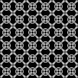 Seamless geometric crisscross pattern.