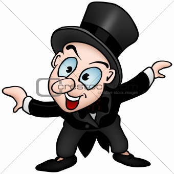 Character and Tuxedo