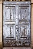Old Door With Texture