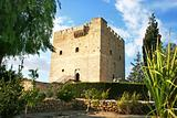 Kolossi castle in Cyprus