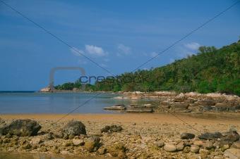 Ko Pha-ngan beach