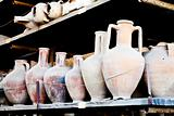 Old amphoras