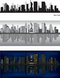 NewYork city skyline 