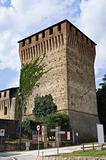 Castle of Varano de' Melegari. Emilia-Romagna. Italy.