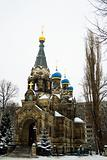 Church of St. Simeon Divnogorsk in Dresden