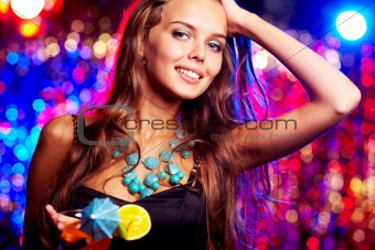 Charming clubber