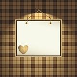 background with heart