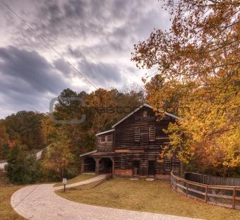 Old Freeman Mill