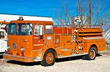 Vintage Fire Truck