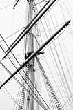 sailboat mast