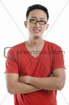 Asian male