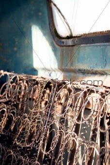 Old truck springs