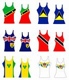 Caribbean Tank Tops