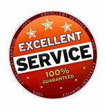 100% Excellent Service