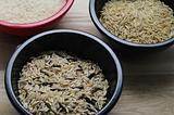 Rice bowels