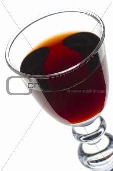 Glass of Tawny Port or Sherry