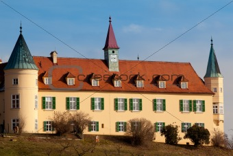 Castle Sankt Martin, Graz Austria