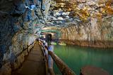 Beihai Tunnel Blurred Boats