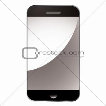 Smart phone blank