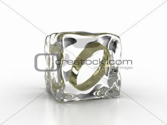 Frozen ring