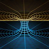 "Wireframe symbol (""Wormhole"")"
