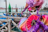 Mask in Venice