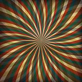 Vintage swirl rays background.