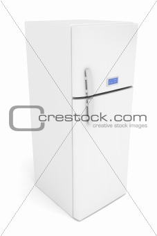 Modern fridge