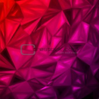 Vector rumpled abstract. EPS 8