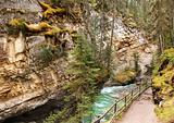 turbulent mountain river